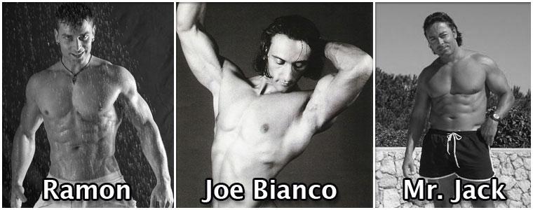 Strippers - Ramon, Mr. Jack & Jow Bianco – Slider-19 (X-Posed)