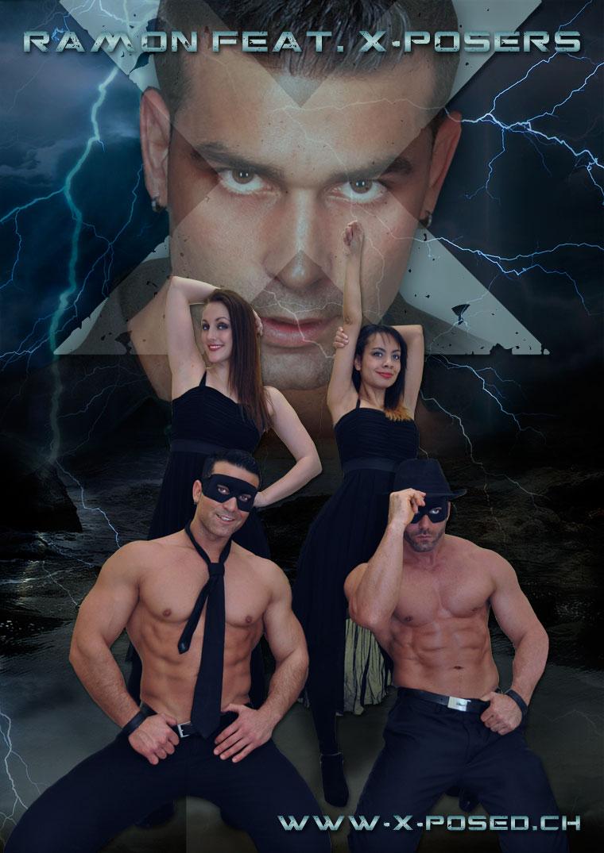 Ramon feat. X-Posers (Plakat)