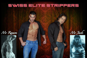 Swiss Elite Strippers - X-Posed (Duo) - Mr. Ramon & Mr. Jack